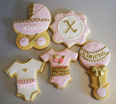 Galletas Decoradas Karty